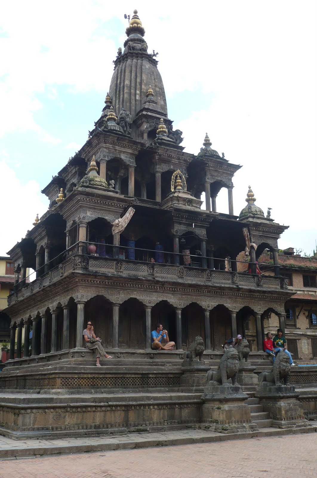 Pauline marks travels temples architecture cultural
