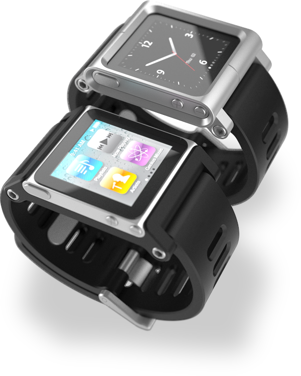 APPLE LOVER( i lover): iPod nano watch Project Raises ...
