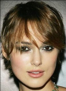 Kiera Knightley Short Hair
