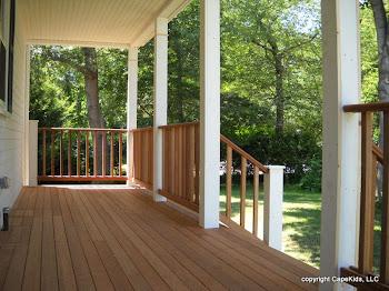 Centerville Farmer's Porch