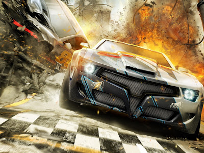 Game Split Secon,Action Car,Best quality image for wallpaper, animasi 3D