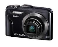 kamera digital,casio EX-H20G