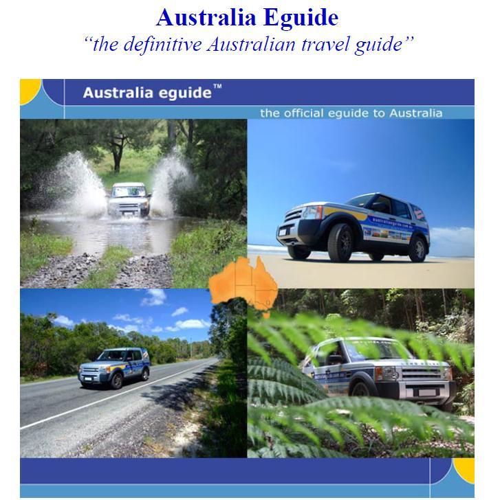 Free ebooks free ebook australia travel guide - Australia tourism bureau ...
