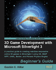 3D Game Development with Microsoft Silverlight 3 book cover
