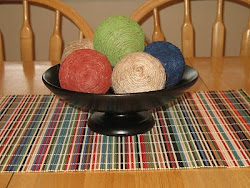 Thrifty Jute Ball Tutorial