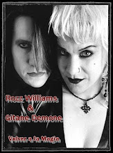 ESPECIAL HOMENAJE A ROZZ WILLIAMS (Christian Death & Gitane Demone)