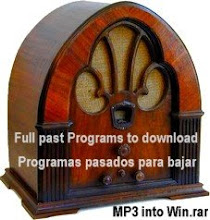 Audiciones Pasadas para Descargar/Past Programs to Download