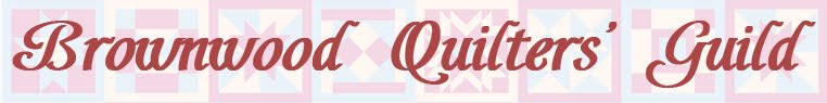 Brownwood Quilters&#39; Guild