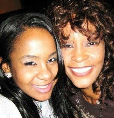 whitney houston and bobbi brown