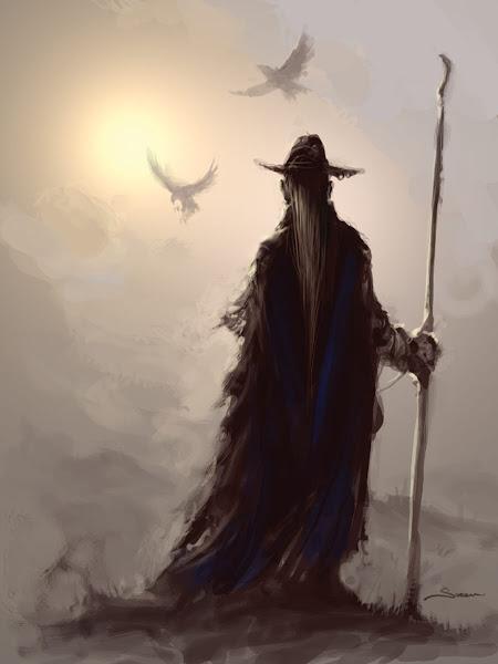 Odin. Mestre Sábio.