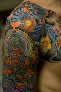 Japanese Tattoos Pictures and Design