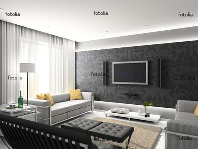 Japanese Living Room Interior Design