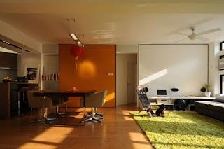 Matsuki Modern Residence Interior design
