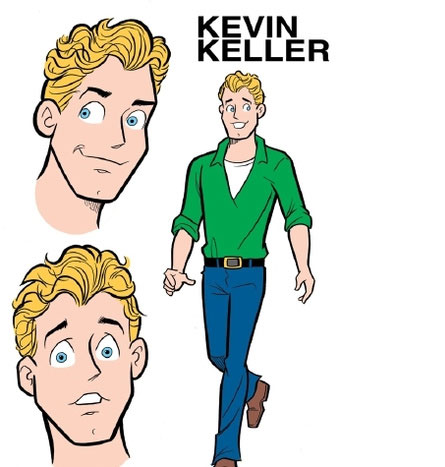 Archie, Jughead, and the girls make a new friend in Kevin Keller, ...