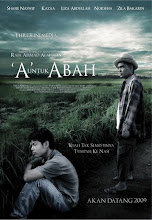 A UNTUK ABAH - Pengarah Raja Ahmad Alauddin