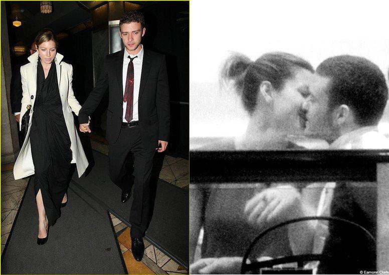 Justin timberlake jessica biel wedding date