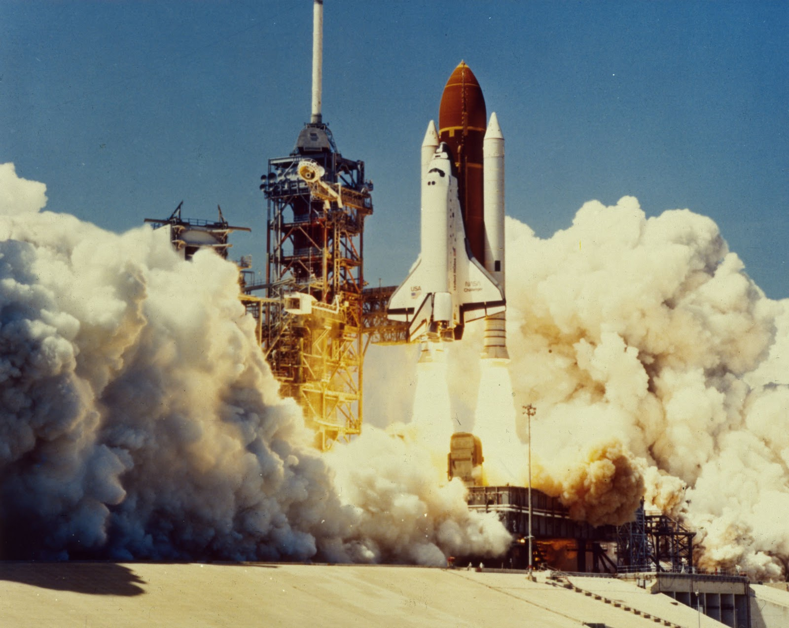 The Word Of Jeff: Memories Of The Space Shuttle Challenger