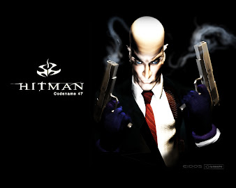 #19 Hitman Wallpaper