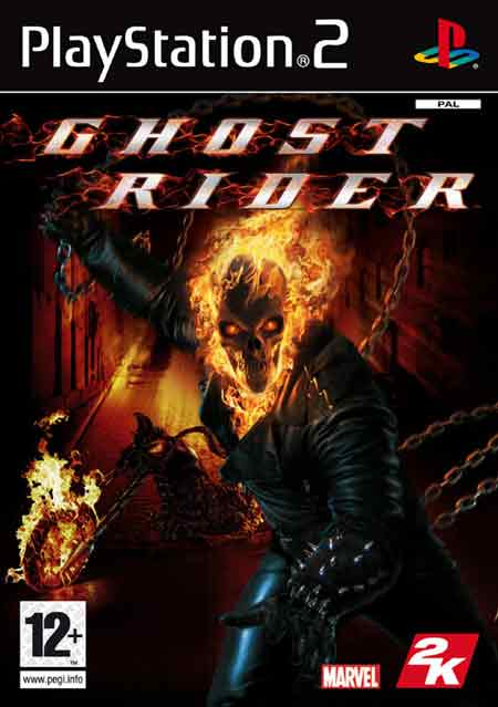 Desktop Wallpaper Of Ghost Rider. Desktop Wallpaper: Ghost Rider