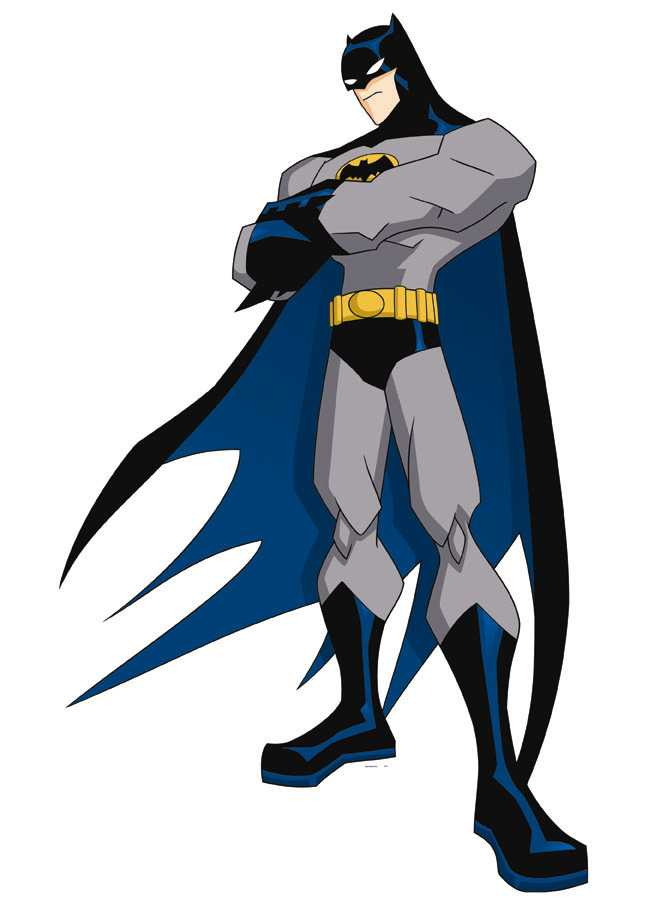 Free batman clipart