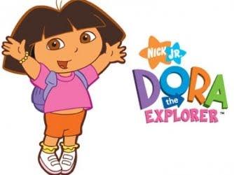 Cartoon Clipart: Dora The Explorer Clipart