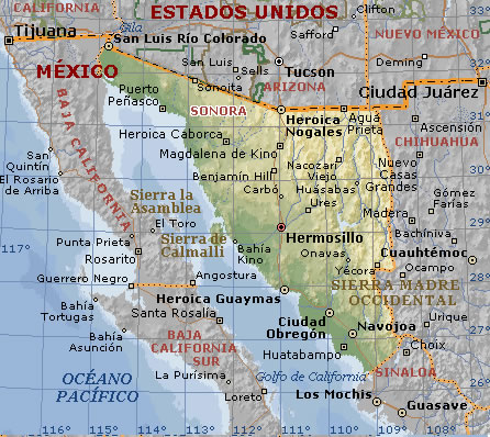 Mexipreneur An Expat Doing Business In Mexico New Border Crossing Opens In Mexico