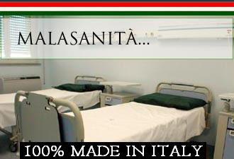 """""""La sanita' in Italia....da terzo mondo...ma...!"""