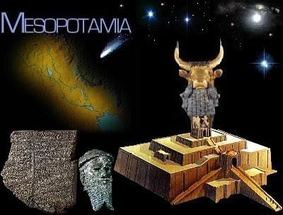 Resultado de imagen para Origen del Universo Mesopotamia