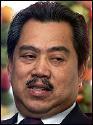 TIMBALAN PRESIDEN UMNO MALAYSIA