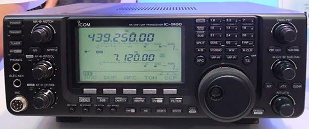 ICOM 9100