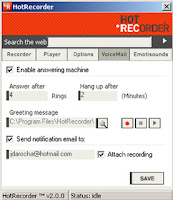 HotRecorder for VoIP