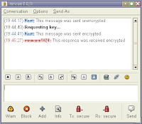 Pidgin Encryption Plugin