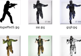 Counter Strike MSN Display Pictures (Avatars)