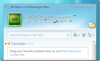 Windows Live Messenger 9 Official Beta Now Available