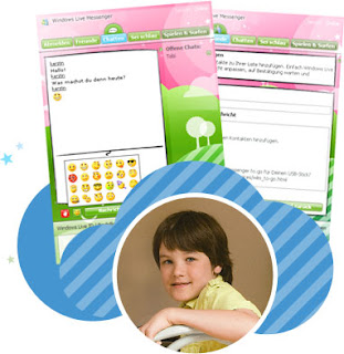 Der Windows Live Messenger für Kinder