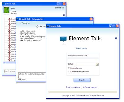 Element Talk