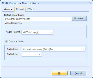 MSN Recorder Max - Record WLM Video Chat and Conversations