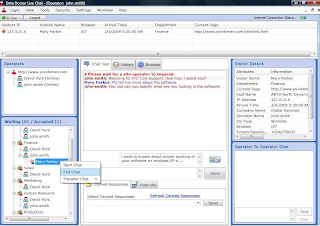 Data Doctor Live Chat Screenshot