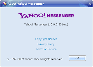 Download Yahoo Messenger 10 (10.0.0.331) Pre-Alpha Version