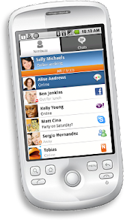 Nimbuzz for Android Phone Now Available