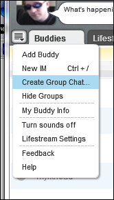 AIM Chat Rooms