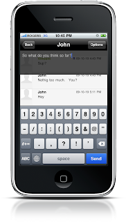 Flow Messenger - Instant Messaging App for iPhone / iPod Touch