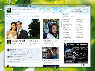 Download Windows Live Messenger 2011 Final (build 15.4.3502.922) Screenshot