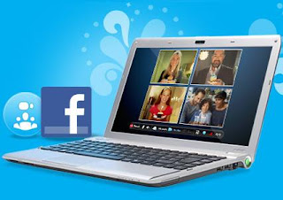 New Skype 5.0 Suppports Facebook News Feed and Group Video Calling