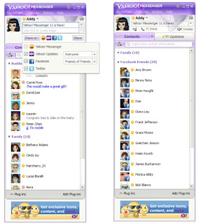 Download Yahoo! Messenger 11 Beta Screenshot