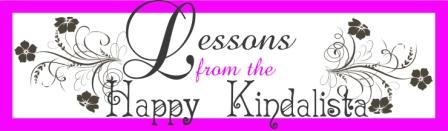 Lessons from the Happy Kindalista