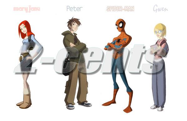 Thread   quot Ultimate Spider-Man  Animated Series  quot  News  amp  Discussion    Ultimate Spider Man Tv Series Black Cat