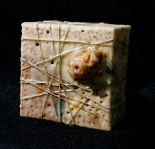 Wax Libris II Exhibition curated by Joanne Mattera at 4th Annual Encaustic Conference, June, 2010.