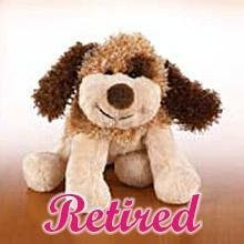 Webkinz Retired Cheeky Dog