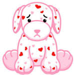 LOVE PUPPY WEBKINZ CHEAP
